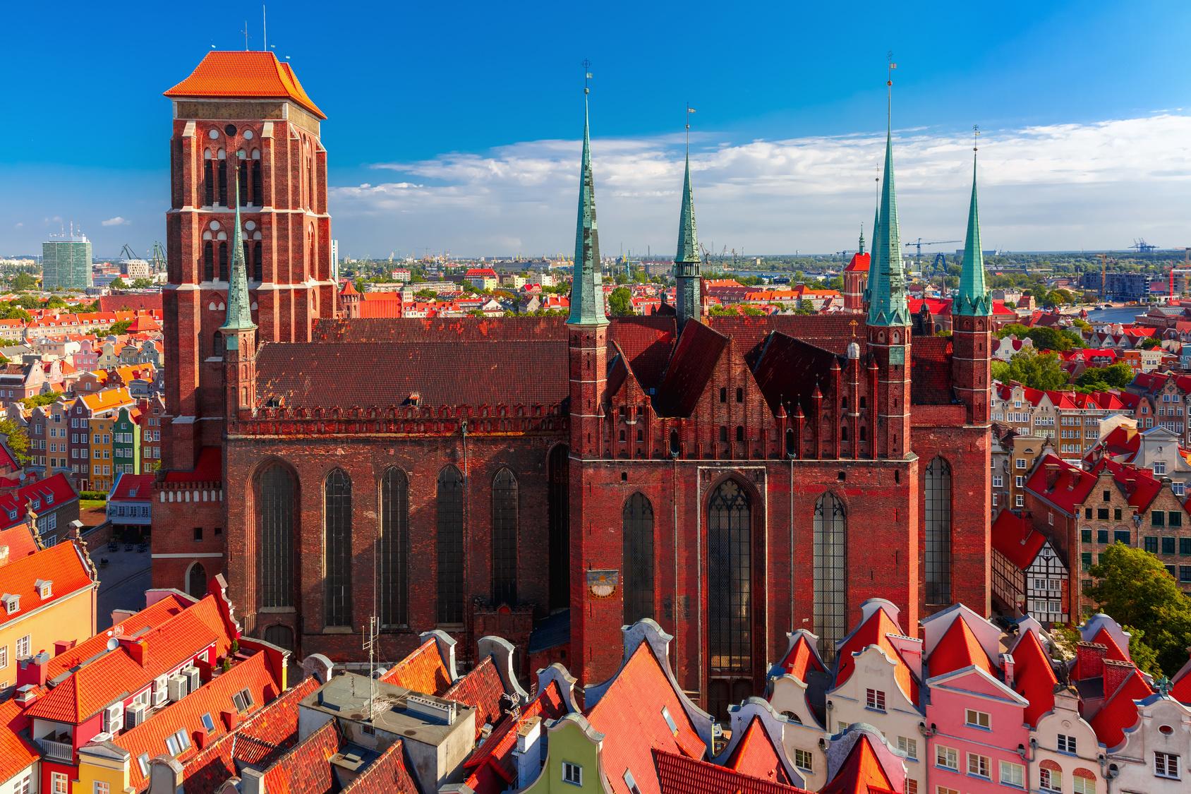 Wycieczki do Gdańska