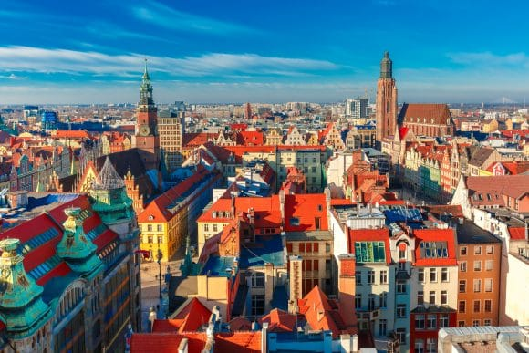 Wrocław i Praga