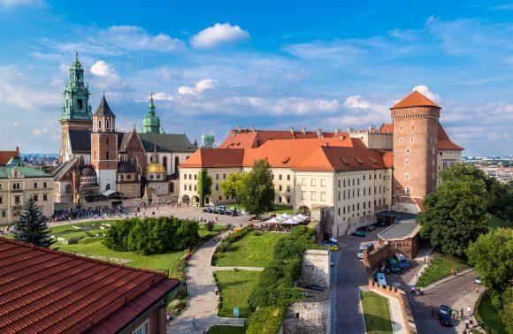 Kraków i Energylandia