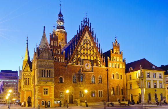 Starówka Wrocławska