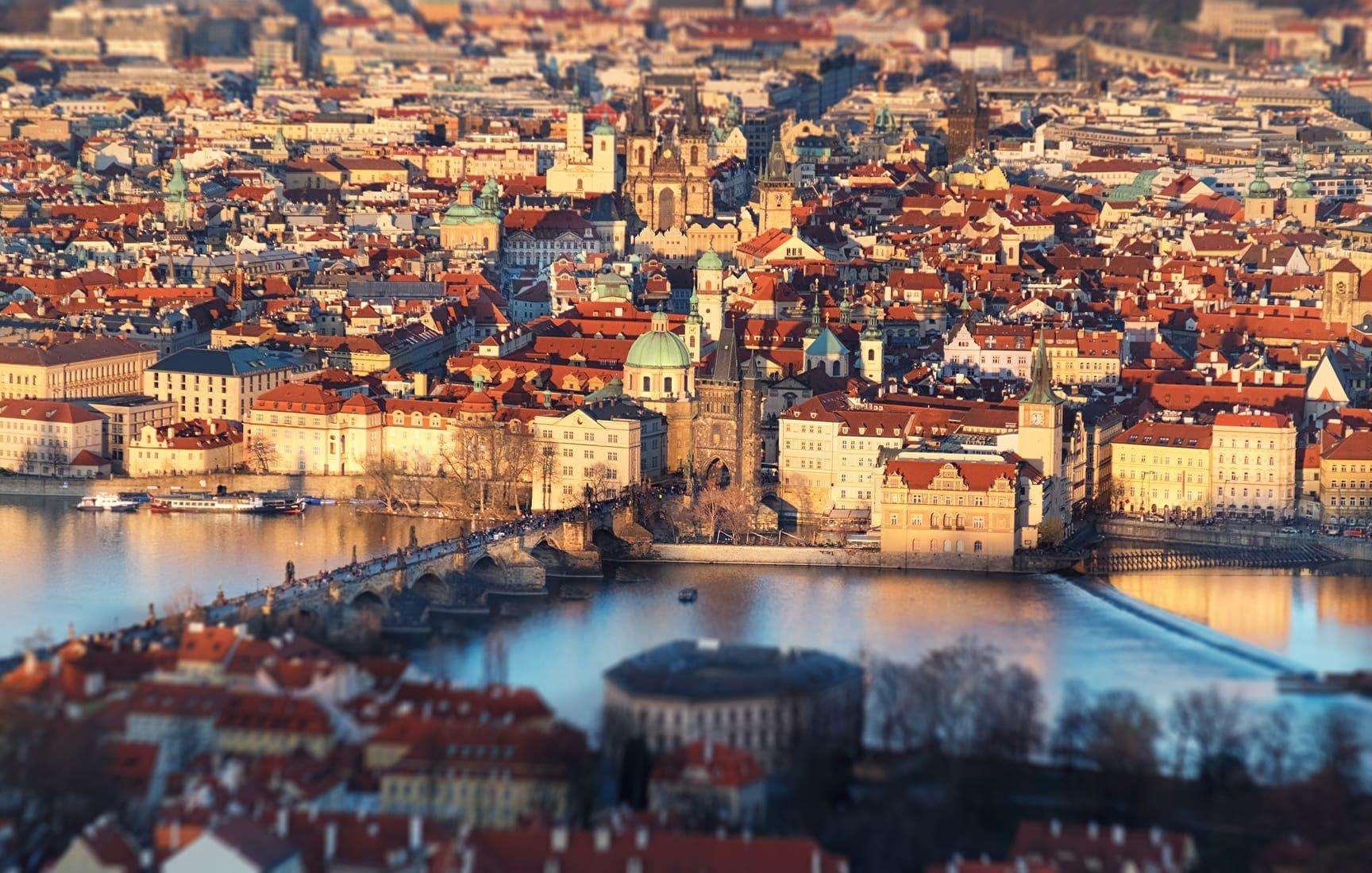 Wycieczki do Pragi – Mala Strana