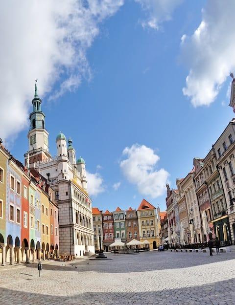 Wycieczki do Poznania