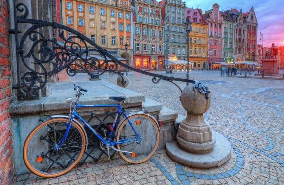 Wrocław i Berlin