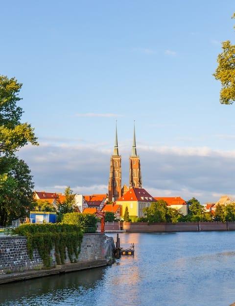 Wycieczki do Wrocławia