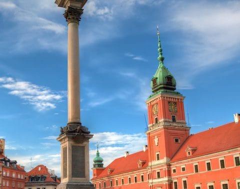 Wycieczki do Warszawy