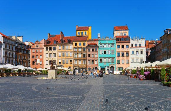 Warszawa i Puszcza Kampinoska